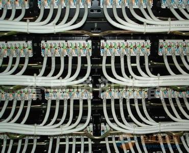 计算机网络机柜标准理线