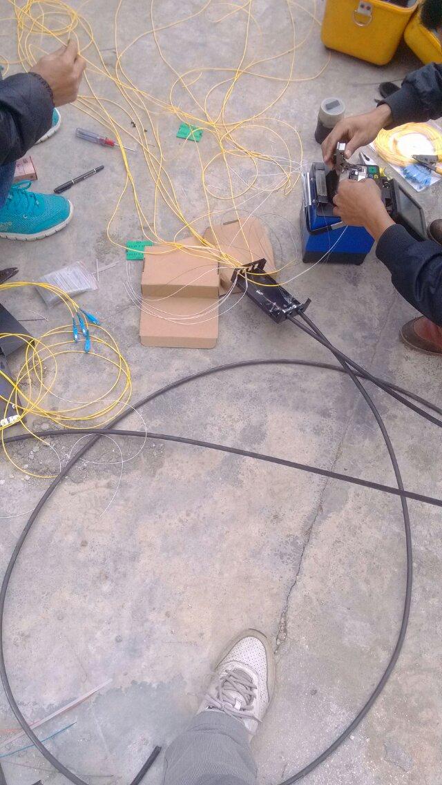 广西国有钦廉林场纤维板厂监控系统维护改造