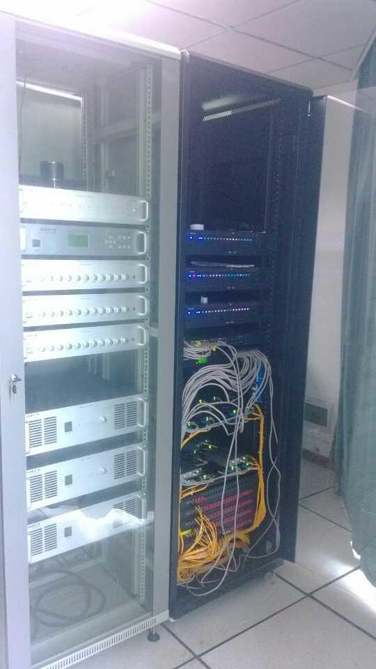 玉林宏进市场一二期公共广播系统改造售后维护维修